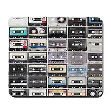 Cassette Tapes Mousepad