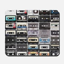 Cassette Tapes Mousepad