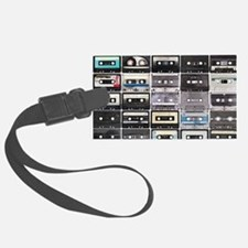 Cassette Tapes Luggage Tag