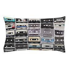 Cassette Tapes Pillow Case