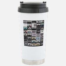 Cassette Tapes Travel Mug