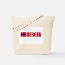 Bergen, Norway Tote Bag