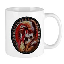 Stained Glass Chief Mug