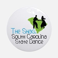 THe SHaG. SoUtH CaRoLina State Dance Ornament (Rou