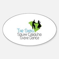 THe SHaG. SoUtH CaRoLina State Dance Decal