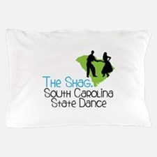 THe SHaG. SoUtH CaRoLina State Dance Pillow Case