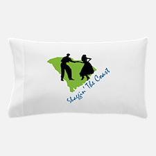 Shaggin' The Coast Pillow Case
