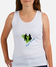 Shaggin' The Coast Tank Top