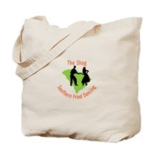 The Shag Southern Fried Dancing Tote Bag
