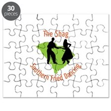 The Shag Southern Fried Dancing Puzzle