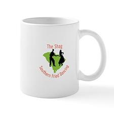 The Shag Southern Fried Dancing Mugs
