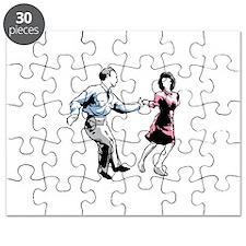 Shag Dancers Puzzle