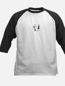 Shag Dancers Baseball Jersey
