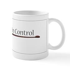 Woman in Control Mug