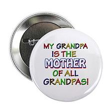 """Great Gandpa Design 2.25"""" Button"""