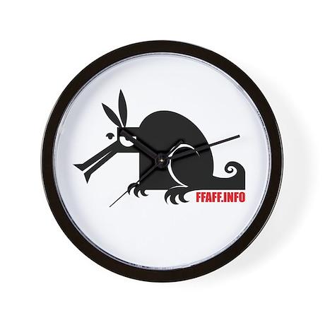 2007 FFAFF Wall Clock