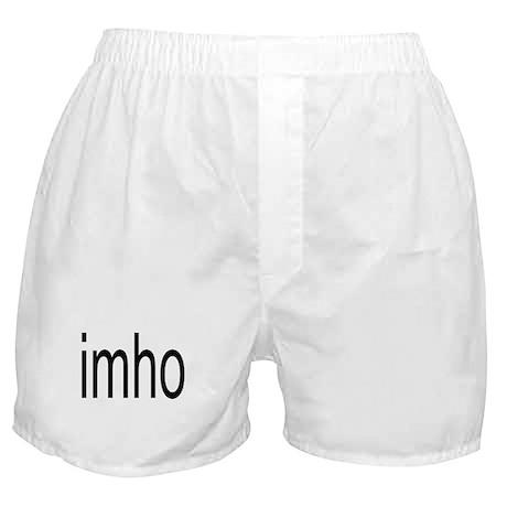 imho Boxer Shorts