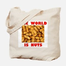 NUTTY WORLD Tote Bag