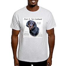 Black & Tan T-Shirt