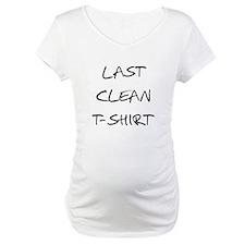 last clean t-shirt Shirt