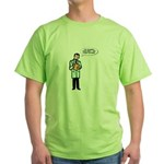 Head Exam Green T-Shirt