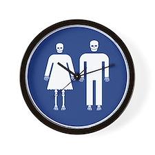 Men & Women Wall Clock
