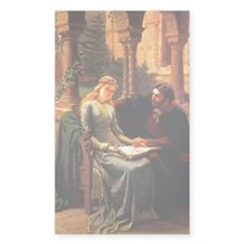 Abelard And His Pupil Heloise Decal