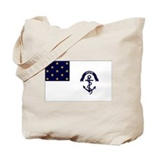Rhode Island Regiment Flag Tote Bag