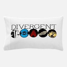 Divergent1 Pillow Case