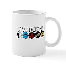 Divergent1 Mugs