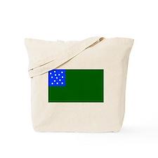 Green Mountain Boys Tote Bag