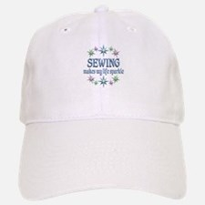 Sewing Sparkles Baseball Baseball Cap