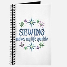 Sewing Sparkles Journal