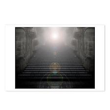 God Is Light Postcards (Package of 8)