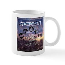 Selfish and Brave Mugs