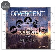 Selfish and Brave Puzzle