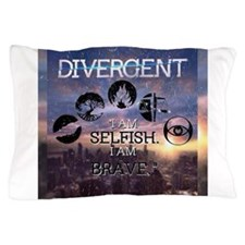 Selfish and Brave Pillow Case