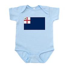Bunker Hill Flag Infant Bodysuit