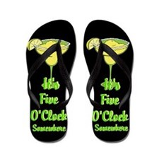 Cute Mixed drinks Flip Flops