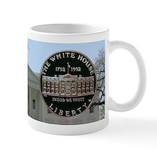 1992 White House Dollar Mug
