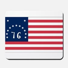Bennington flag Mousepad