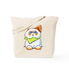 Persian Peaches Cream Tote Bag