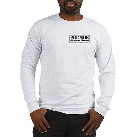 Acme Speed Shop T shirt Long Sleeve T-Shirt
