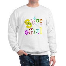 Shoe Girl Sweatshirt