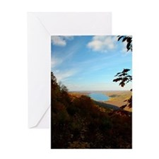 Honeoye Lake Greeting Card