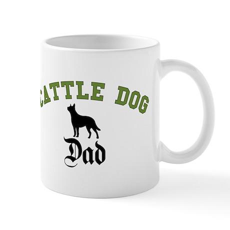 Cattle Dog Dad 3 Mug