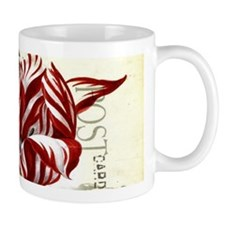 orchid french botanical art paris fashion Mugs