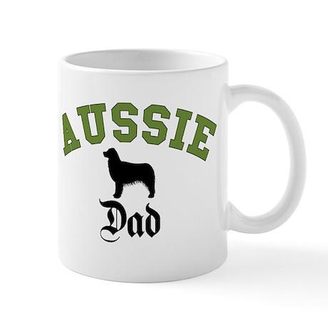 Aussie Dad 3 Mug
