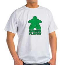 Green Player T-Shirt
