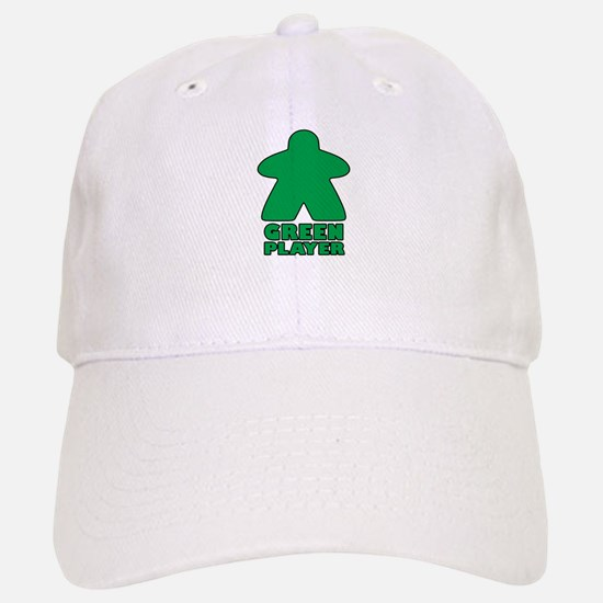 Green Player Baseball Baseball Baseball Cap